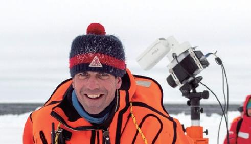 역대 최대 규모 북극 탐험 1년간의 기록... 북극 해빙을 헤쳐 나가다
