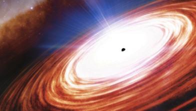 [과학뉴스] 우주에서 가장 오래된 블랙홀 발견!