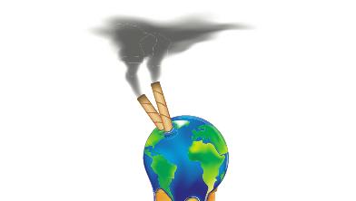 [그래프뉴스] 전 세계 온실가스의 4분의 1 내뿜는 나라는?