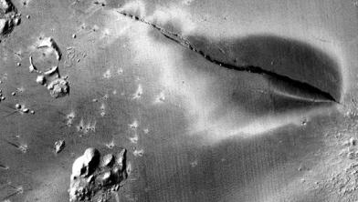 [한페이지 뉴스] 화성 5만 년 전에도 화산 폭발, 생명체 존재 가능성 높여
