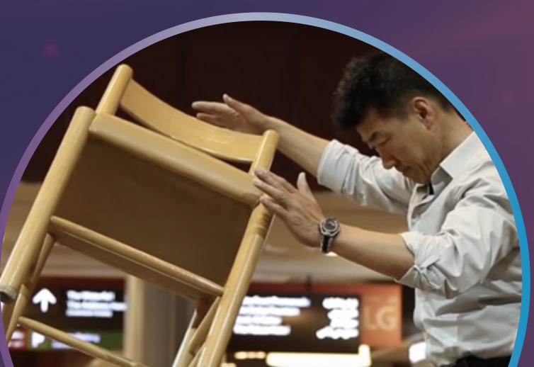 [출동! 어수동 기자단] 아슬아슬 균형잡기의 달인! 변남석 밸런싱 아티스트를 만나다
