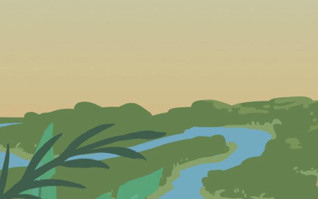 [기획] 대멸종 그 이후, 소행성 충돌로 아마존 열대우림 만들어졌다