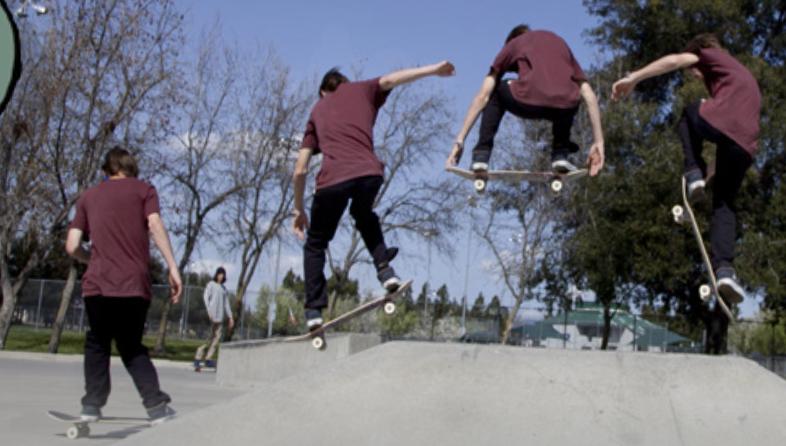[기획] 스케이트 보딩, 에너지를 창조하라