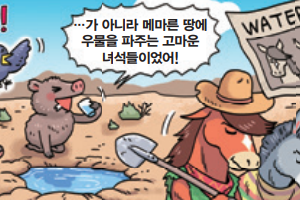 [가상 인터뷰] 야생 당나귀와 말, 외래침입종에서 구세주로 신분상승!