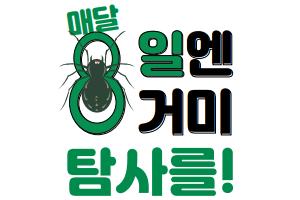 지사탐의 시작은 우리 동네 탐사부터 매주 목요일엔 개미 탐사를!